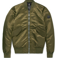 PS by Paul Smith - Padded Shell Bomber Jacket