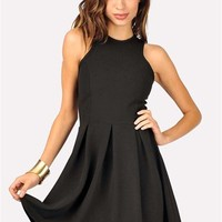 Won't Back Down Dress - Black