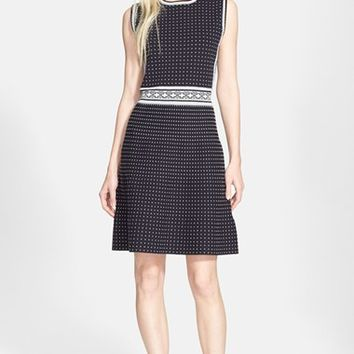 Women's Tory Burch Knit Shift Dress,