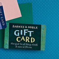 Gift Cards | Barnes & Noble