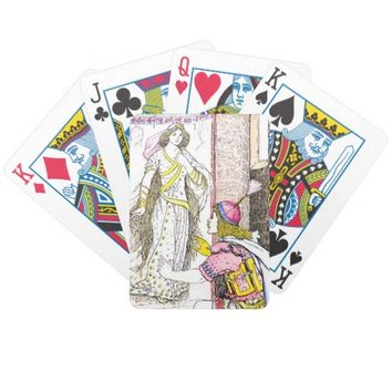 Valentine Bicycle Playing Cards