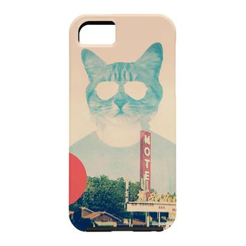 Ali Gulec Cool Cat Cell Phone Case