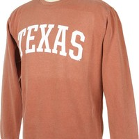 University Co-op Online | Comfort Colors Collection - Texas Crew Sweatshirt