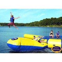 "Rave Sports RAVE Sports Aqua Launch Water Trampoline Attachment, 138"" x 54"""