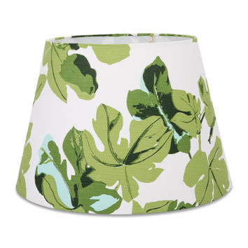 Fig Leaf Lampshade