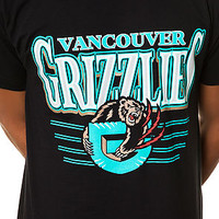 The Vancouver Grizzlies Tee in Black