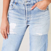 Vintage Levis Knee Patch Jean - Urban Outfitters