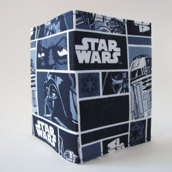 Passport Cover -Passport Sleeve -Passport Wallet - Passport Protector - Star Wars - Star Trek - Customize your passport cover