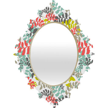 Heather Dutton Undertow Coral Baroque Mirror