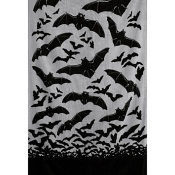 Bats In The Night Beach Towel