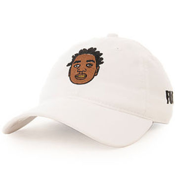 Kodak Black (White dad hat)