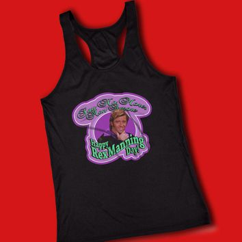 Empire Records Happy Rex Manning Day 90'S Classic Women'S Tank Top