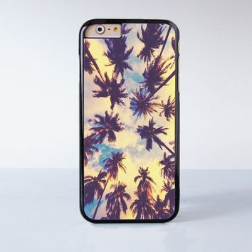Coconut Grove Plastic Case Cover for Apple iPhone 6 6 Plus 4 4s 5 5s 5c