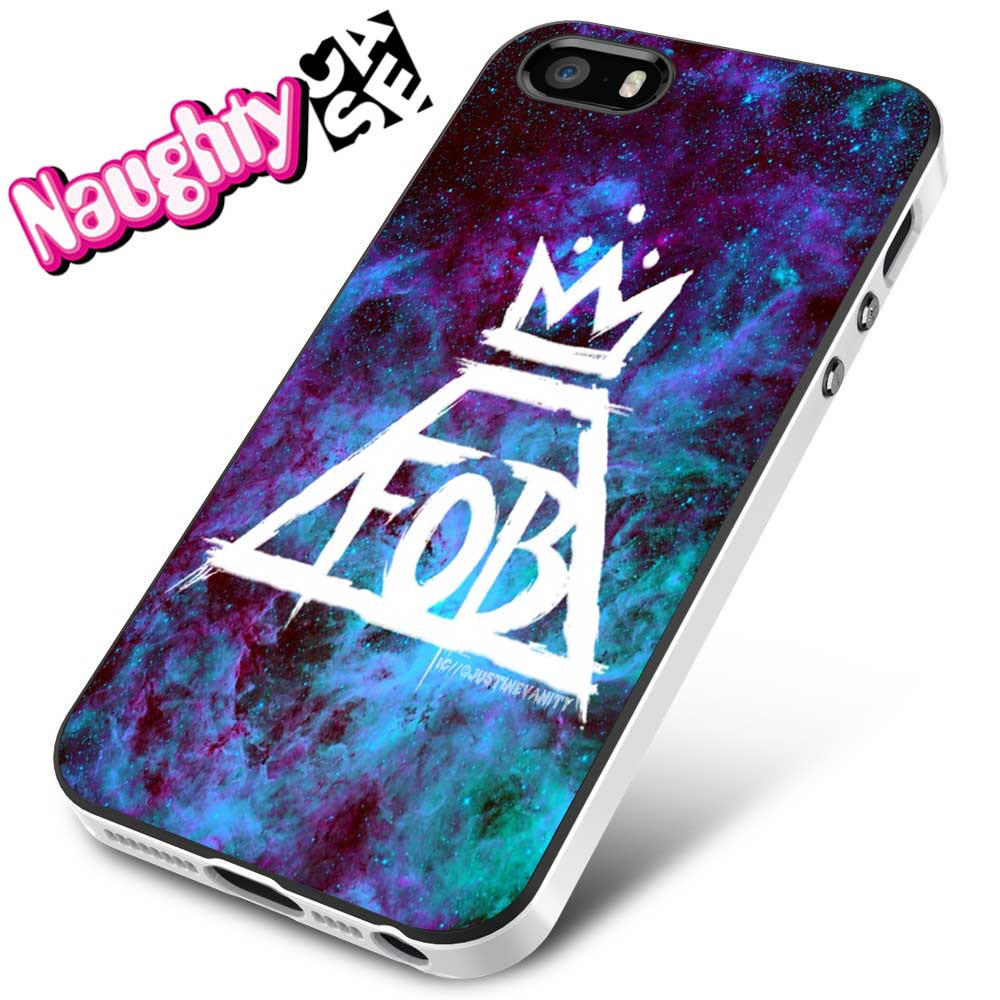 galaxy fall out boy iphone case