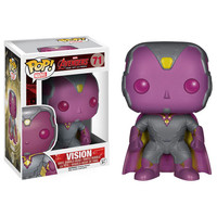 Vision Avengers Age Of Ultron Pop Vinyl Figure Bobble Head
