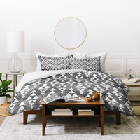 Holli Zollinger Stacked Duvet Cover