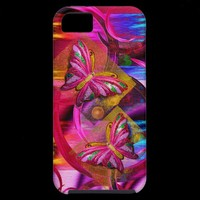 Butterfly Heaven iPhone 5 Cover from Zazzle.com