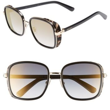 Jimmy Choo Elva 54mm Square Sunglasses | Nordstrom