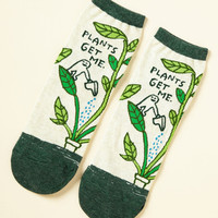 We Can Work It Sprout Socks | Mod Retro Vintage Socks | ModCloth.com