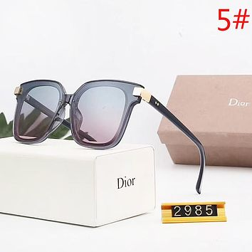 DIOR Fashion New Polarized Travel Sunscreen Eyeglasses Glasses Women