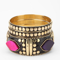 Casablanca Bangle Bracelet - Set of 3