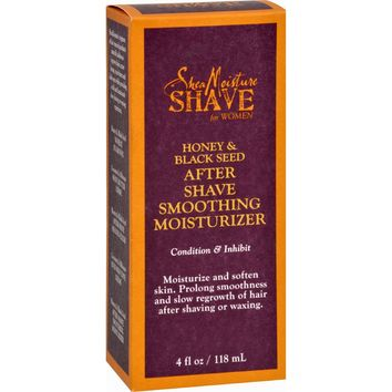 Shea Moisture For Women After Shave Regenerative Lotion - 4 Fl Oz