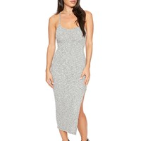 Ribbed Essential Dress - Dresses - Womens Nakedwardrobe