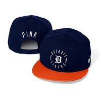 Detroit Tigers Colorblock Baseball Hat<br/>  - PINK - Victoria's Secret