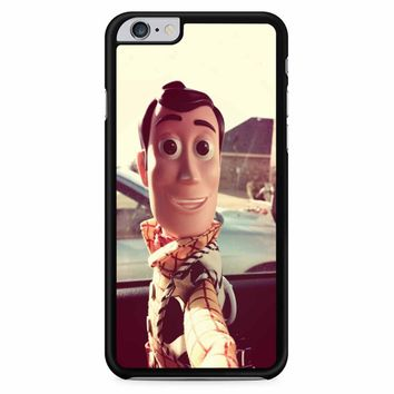 Disneyland Toy Story Woody Selfie 2 1 iPhone 6 Plus / 6S Plus Case