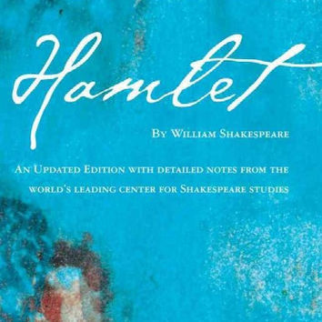 perfection in the play hamlet by william shakespeare Hamlet - parallel text william shakespeare hardcover 3958102 presents the  original play with a modern adaptation on facing pages this line-by-line.