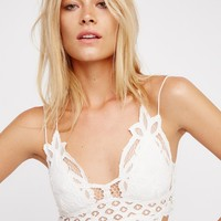 db09465f9b Purple Aura Lace Halter Bra - Urban from Urban Outfitters