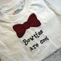 Bowties are Cool - Children's Shirt