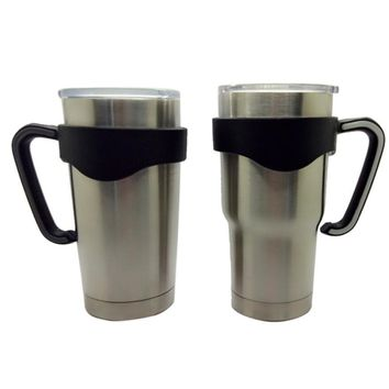 Stainless Steel Insulated Tumbler Mug Handle 30oz