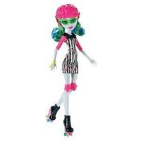 Monster High Roller Maze Ghoulia Yelps Doll New
