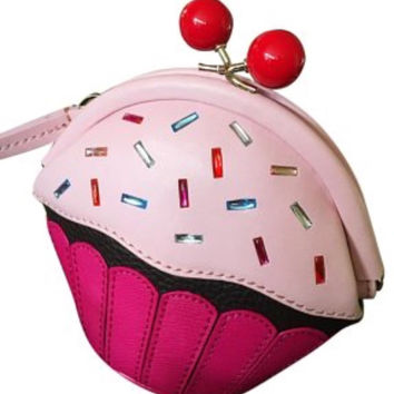 Kate Spade New York Limited Edition Cupcake Wristlet