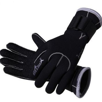 3MM Neoprene Scuba Dive Gloves Swim Snorkeling Equipment