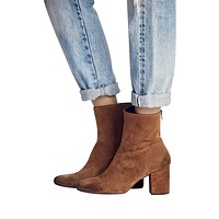 Cecile Boot Ankle, Brown