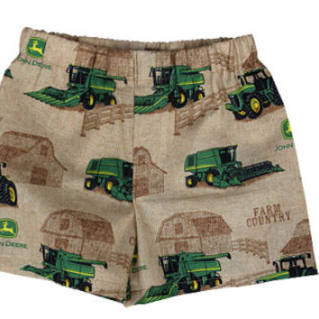 Men John Deere Boxer Shorts