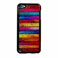 Wood Stripes iPod Touch 5th Generation Case