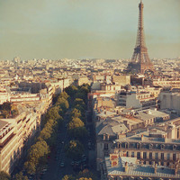 Paris- 5x7 Fine Art Photograph