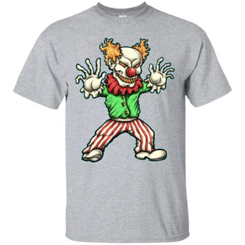 Evil Clown Men's or Ladies Tee Shirt