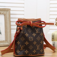 LV GUCCI Women Leather Shoulder Bag Crossbody Satche