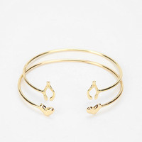 Urban Outfitters - Love Spell Bracelet - Set of 2