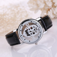 Fashion Hollow Out Watch Quartz Couple Men Casual Men Watch [8863745479]