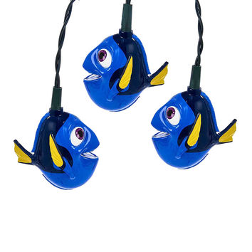 Kurt Adler UL 10-Light Finding Dory Light Set