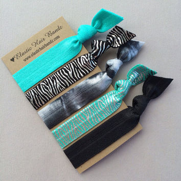 The Mila Hair Tie Ponytail Holder Collection
