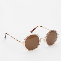 Seeing Double Round Sunglasses