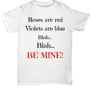 Blah Blah - Be Mine - BL