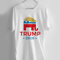 Donald Trump for President 2016 Elephant T-shirt Men, Women and Youth