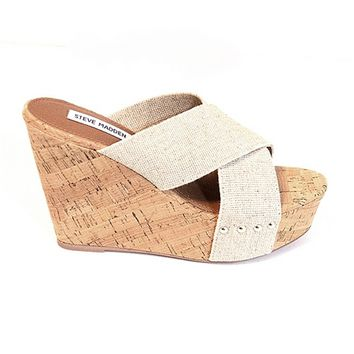 Steve Madden Pride - Natural Fabric